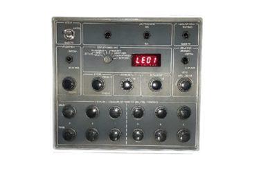 Leopard 1A5 Control Panels